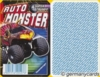 (S) Quartett Kartenspiel *Ravensburger 2009* AUTO MONSTER
