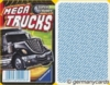 (M) Top Trumps *Ravensburger 2009* MEGA TRUCKS
