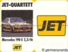 (M) Top Trumps *Jet 1989* JET-QUARTETT