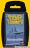 (B) Top Trumps *Winning Moves 2007* Marineschiffe