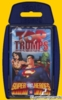 (B) Top Trumps *Winning Moves 2006* DC SUPER HEROES 2 Superman