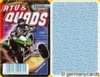 (M) Top Trumps *Ravensburger 2009* ATV & QUADS