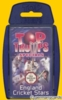 (B) Top Trumps *Winning Moves 2006* England Cricket Stars