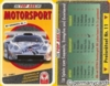 (S) Quartett Kartenspiel *ASS 1997* MOTORSPORT