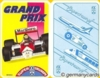 (M) Top Trumps *FX Schmid 1989* GRAND PRIX