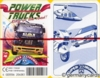 (M) Top Trumps *FX Schmid 1998* POWER TRUCKS