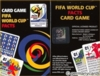 (G) Quartett Kartenspiel *Cartamundi 2010* FIFA WORLD CUP FACTS