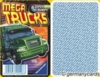 (M) Top Trumps *Ravensburger 2010* MEGA TRUCKS