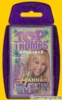 (B) Top Trumps *Winning Moves 2008* HANNAH MONTANA