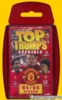 (B) Top Trumps *Winning Moves 2005* MANCHESTER UNITED 05/06