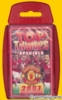 (B) Top Trumps *Winning Moves 2006* MANCHESTER UNITED 2007