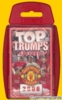 (B) Top Trumps *Winning Moves 2007* MANCHESTER UNITED 2008