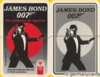 (G) Quartett Kartenspiel *ASS 1990* JAMES BOND 007
