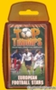 (B) Top Trumps *Winning Moves 2004* EUROPEAN FOOTBALL STARS