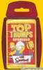 (B) Top Trumps *Winning Moves 2006* THE SIMPSONS