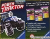 (M) Top Trumps *Ravensburger 2011* POWER TRAKTOR