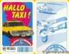 (M) Top Trumps *FX Schmid 1992* HALLO TAXI !