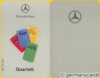 (M) Top Trumps *Mercedes Benz* Quartett