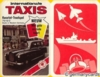 (G) Quartett Kartenspiel *ASS 1980* Internationale TAXIS