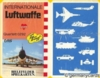 (B) Top Trumps *Bielefelder 1975* INTERNATIONALE LUFTWAFFE