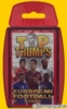 (B) Top Trumps *Winning Moves 2008* EUROPEAN FOOTBALL STARS