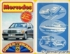 (M) Top Trumps *FX Schmid 1984* Mercedes