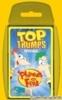 (B) Top Trumps *Winning Moves 2012* Phineas und Ferb