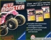 (M) Top Trumps *Ravensburger 2013* AUTO MONSTER