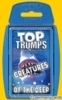 (B) Top Trumps *Winning Moves 2012* CREATURES OF THE DEEP