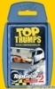 (B) Top Trumps *Winning Moves 2013* TopGear 2 COOL CARS