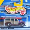 Hot Wheels 1998* 1940 Ford Woodie