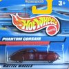 Hot Wheels 2000* Phantom Corsair