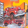 Matchbox 2012* Classic Seagrave