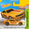 Hot Wheels 2015* '13 Hot Wheels Chevy Camaro Special Edition