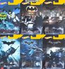 Hot Wheels * BATMAN Set von 6 Autos