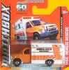 Matchbox 2013* 2009 Ford E-350 Ambulance